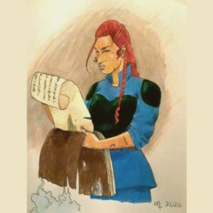 BENEXUS episode 1 – Zingara: Desert princess