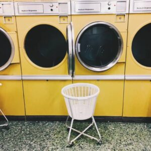 Scarlet Laundry – Salvaged
